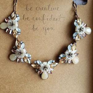Bella Fiore Collar Necklace